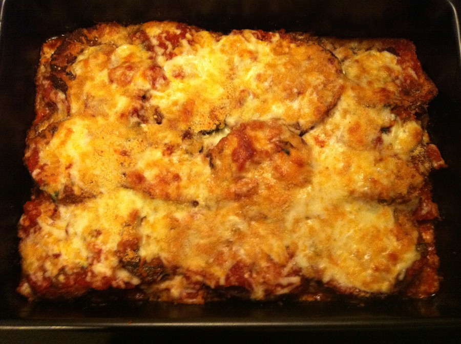 Baked Eggplant Parmesan Recipe America S Test Kitchen